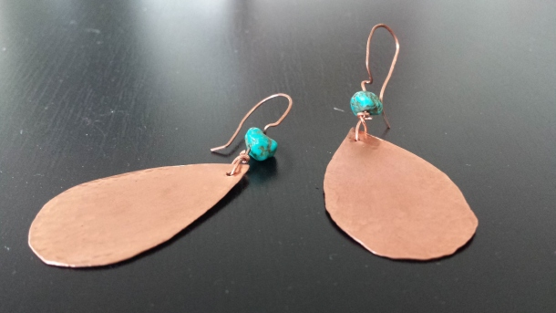 Pair of earrings #2