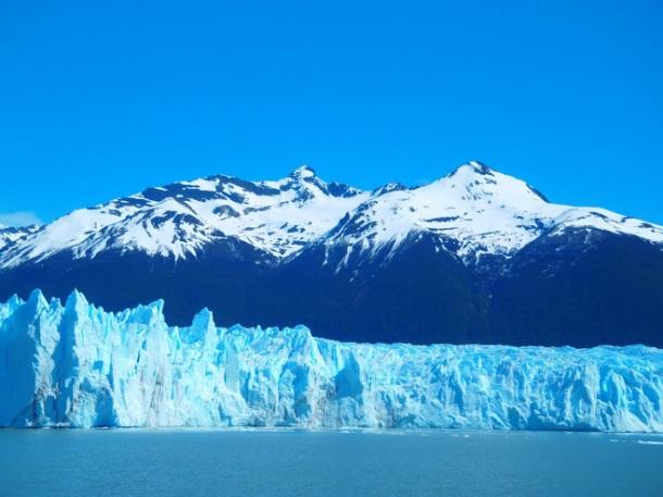 Glaciar Perito Moreno in Argentinian Patagonia