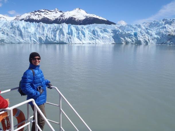 Boat tour of Glaciar Perito Moreno